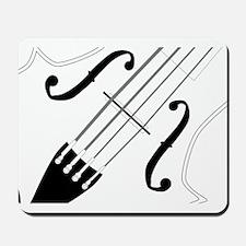 Fiddle Close Up Mousepad