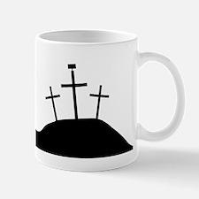 The Cross of Jesus Mugs