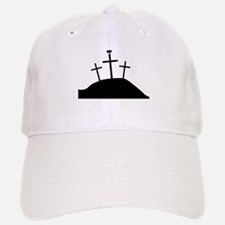 The Cross of Jesus Baseball Baseball Cap