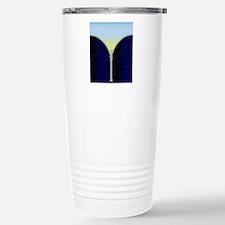 Sky Zipper Travel Mug