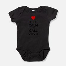Unique Vovo Baby Bodysuit