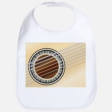 Guitar Piano Soundhole Bib