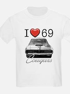 69 Cougar T-Shirt