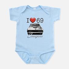 69 Cougar Infant Bodysuit