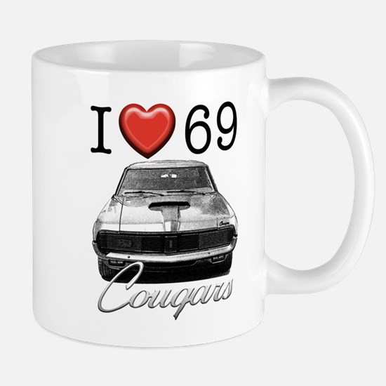 69 Cougar Mug