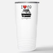 69 Cougar Stainless Steel Travel Mug