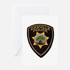 Danville Police Greeting Cards