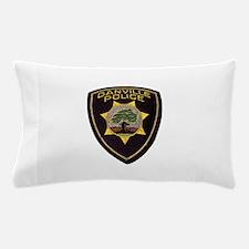 Danville Police Pillow Case