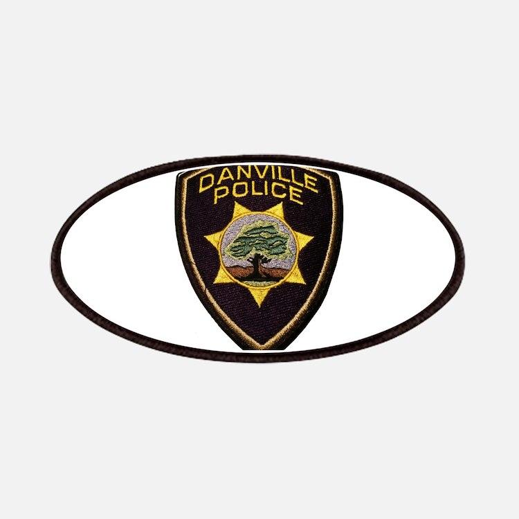 Danville Police Patch