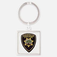 Danville Police Keychains
