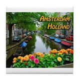 Amsterdam Tile Coasters