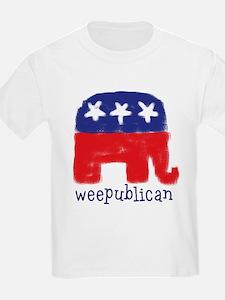 Weepublicans T-Shirt