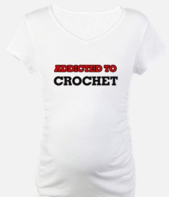 Addicted to Crochet Shirt