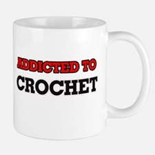 Addicted to Crochet Mugs
