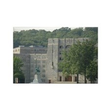 West Point Rectangle Magnet