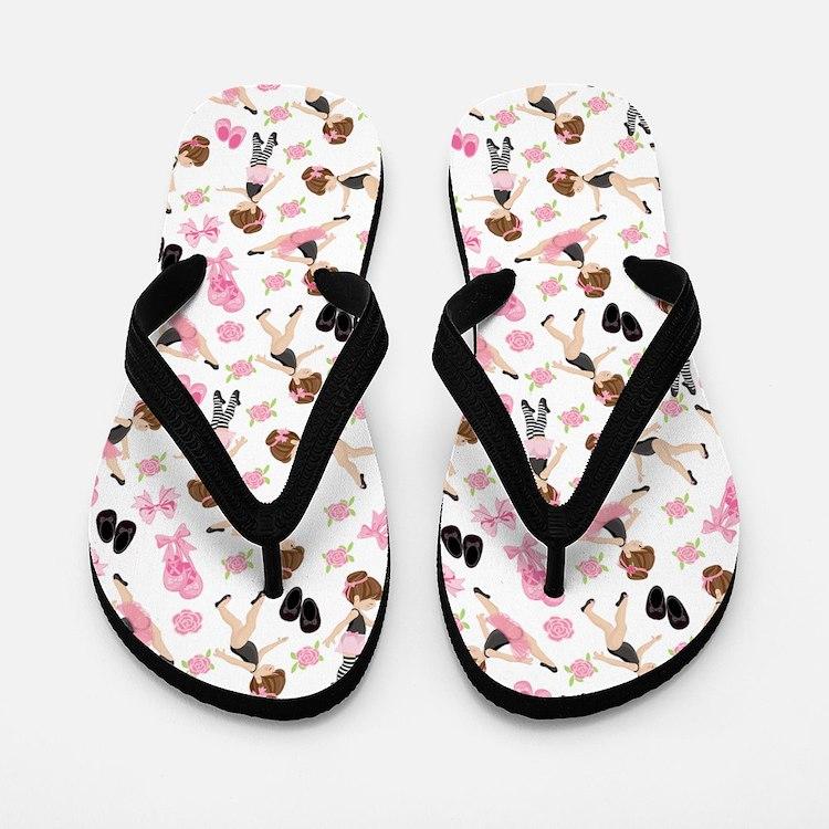 Cute Hollister kids girls Flip Flops
