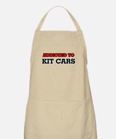 Addicted to Kit Cars Apron