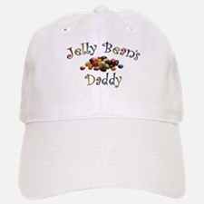 Jelly Bean's Daddy Baseball Baseball Cap