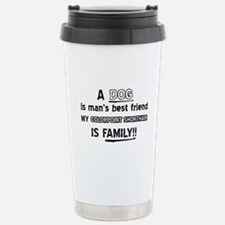Colorpoint Shorthair Ca Travel Mug