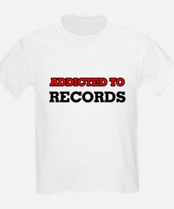 Addicted to Records T-Shirt