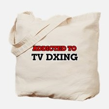 Addicted to Tv Dxing Tote Bag