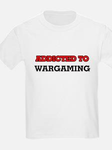 Addicted to Wargaming T-Shirt
