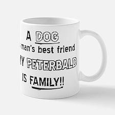 Peterbald Cat Is My Family Mug