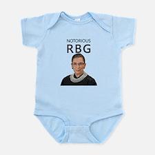 Notorious RBG Infant Bodysuit