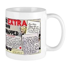 Buster Brown Kidnapped Mug