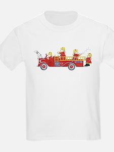 FireTruckClothes T-Shirt