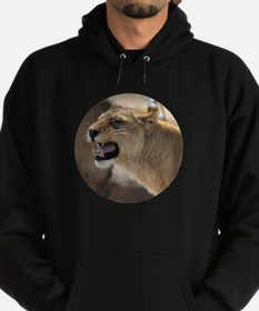 Lioness Queen of the Jungle Hoodie