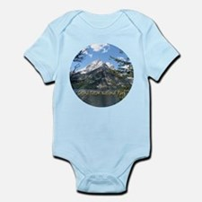 Grand Teton National Park Jenny Lake Body Suit