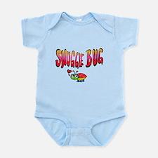 Snuggle bug Body Suit