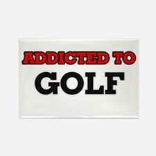 Addicted to Golf Magnets
