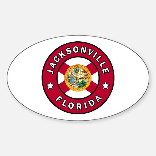 Cute Jaxson Sticker (Oval)