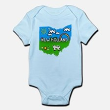 New Holland Body Suit