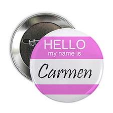 "Carmen 2.25"" Button (100 pack)"