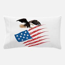 America Flag Pillow Case