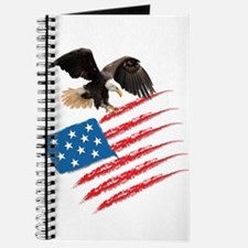 America Flag Journal