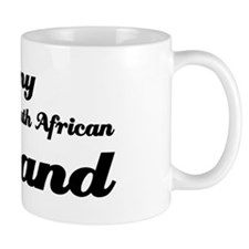 I love my South African Husband Mug