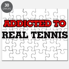 Addicted to Real Tennis Puzzle