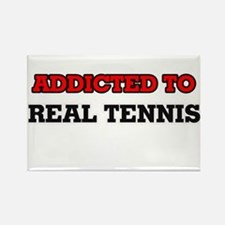 Addicted to Real Tennis Magnets
