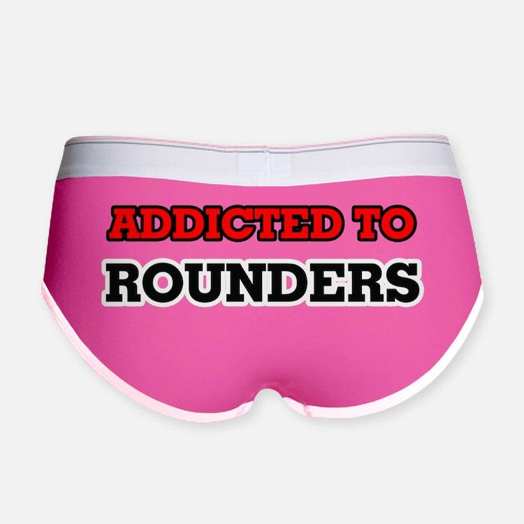 Cute Rounders Women's Boy Brief