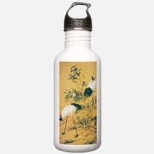 Unique Cranes Water Bottle