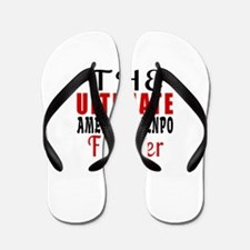 The Ultimate American Kenpo Martial Art Flip Flops