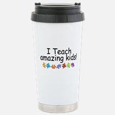 Cute Autism awareness month Travel Mug