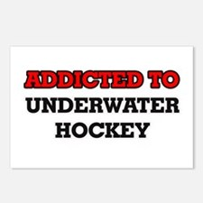 Addicted to Underwater Ho Postcards (Package of 8)