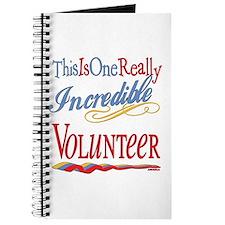 Incredible Volunteer Journal