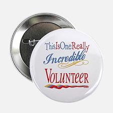 "Incredible Volunteer 2.25"" Button"