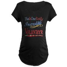 Incredible Volunteer T-Shirt